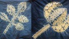 Telling textile tales - what happens on a shibori workshop