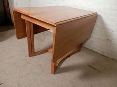 Robsjohn-Gibbings For Widdicomb Extending Table | From a unique collection of antique and modern dining room tables at https://www.1stdibs.com/furniture/tables/dining-room-tables/