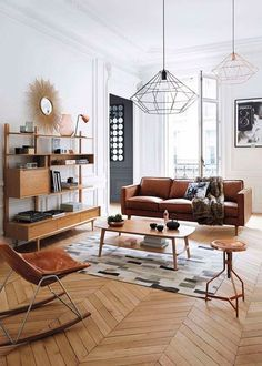 claves estilo mid century [Interior Spaces]
