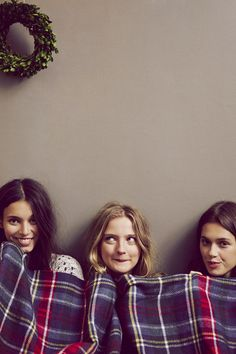 Soft & Cozy | A&F Lookbook | Abercrombie.com | Cuddle Up & Snuggle with your BFFs