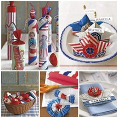 Old-fashioned 4Th of July Crafts