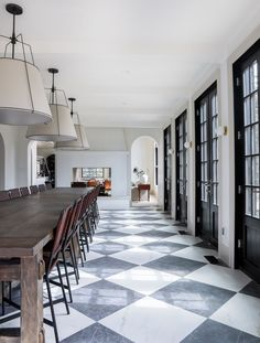 Our 5 New Dining Room Doors - Chris Loves Julia ~ tuğçe