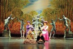 Image result for mary poppins set design