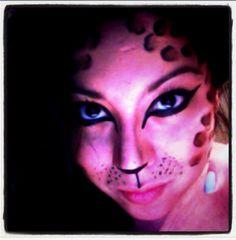 Halloween makeup #Halloween #SephoraSelfie