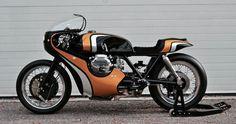 950 Racer, Italian Style         |          Inazuma café racer