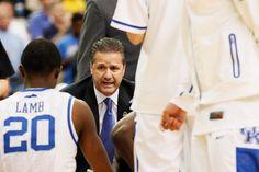 Doron Lamb and John Calipari Photos - Kentucky Basketball News Conference - Zimbio