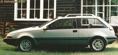 OG | 1986 Volvo 480 - Project G13 | Prototype dated Sept. 1982