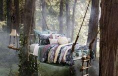 Tree bed by melisa
