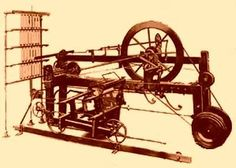 Samuel Crompton invented the spinning mule in 1779. It combined the moving carriage of the spinning jenny with the rollers of the water frame. It gave the spinner great control over the weaving process.