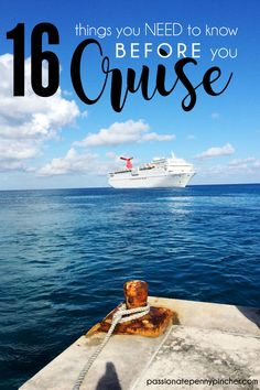 16 Things You Need to Know Before Going On A Cruise. Passionate Penny Pincher is the #1 source printable & online coupons! Get your promo codes or coupons & save.