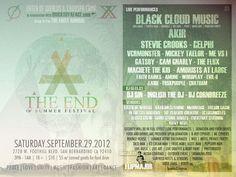The End Of Summer Festival | San Bernardino, CA