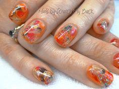 Gel Nail arts - Nail arts Images - Nail arts Gallery -Nail Arts Pics @ http://heartjohn.com/gel-nail-arts/