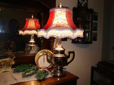 LAMPS THAT HAVE SOLD