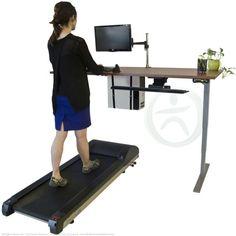 7 fascinating treadmill desks walk and work images treadmill rh pinterest com