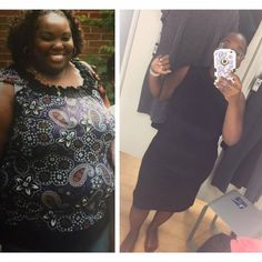 Great weight loss surgery success story! Read before and after fitness transformation stories from women and men who hit weight loss goals and got THAT BODY with training and meal prep. Find inspiration, motivation, pictures, and workout tips | 117 Pounds Lost: Thru my journey; I found my passion