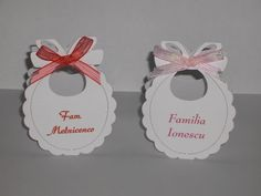Baby Owl Place Cards - Food Labels - Seating - Birthday Party ...