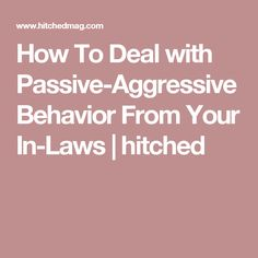 How to Deal With Passive Aggressive Behavior. Passive aggressiveness is an indirect expression of anger in which someone tries to upset or hurt you but not in an obvious way. Practical Action, Mental Issues, Passive Aggressive, Classroom Inspiration, Behavior, Law, Mindfulness, Positivity, Ancient Rome