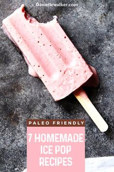 A one-stop shop for delectable summer frozen treats such as my Dairy-Free Fudge Pops, Watermelon Popsicles and DeeBee's Organic products! Ice Pop Recipes, Sugar Free Recipes, Summer Recipes, Nutritious Snacks, Healthy Treats, Pickle Pops, Dairy Free Fudge, Watermelon Popsicles, Fudge Pops