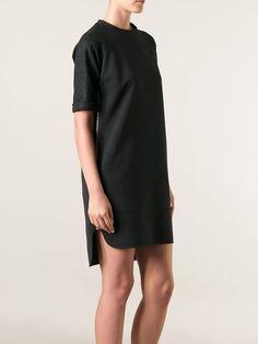 Brunello Cucinelli Round Neck Dress - Bonvicini - Farfetch.com