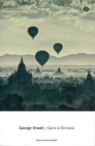 Il paesaggio è tropicale, caldo, caldissimo, afoso, fatto di camicie che si appiccicano, dermatiti tropicali, servi che sventolano ventagli e ghiaccio che non arriva a sera, con molto disappunto dei membri del circolo inglese. La Birmania è un paese fangoso, inadatto alla vita di un europeo. >> http://wp.me/p29xff-i5