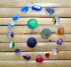 unique sea glass