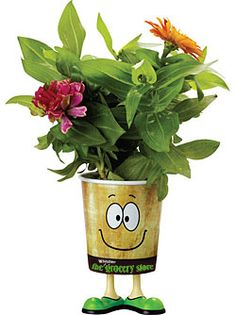 Guy Grow Cups - Custom printed with your logo or message!  Live support & fast shipping.  Shop now!