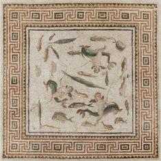 Roman Floor Mosaic