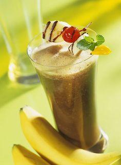 Kaffee-Bananensmoothie | http://eatsmarter.de/rezepte/kaffee-bananensmoothie