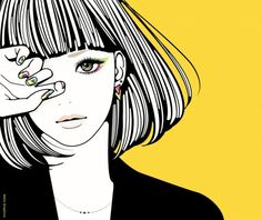 Naho Graphics #kawaii #illustration