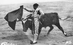el toreo de la condesa   Cagancho . A 85 años de su confirmación de alternativa en El Toreo ...