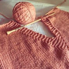 Coraçao Sweater | We Are Knitters