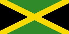 Flag of Jamaica http://en.wikipedia.org/wiki/Flag_of_Jamaica
