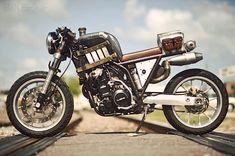 Steampunk KTM Adventure Custom Bike