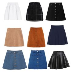 """""""Skirts"""" by elsiie-lama on Polyvore featuring malo, See by Chloé, Monki and Miss Selfridge"""