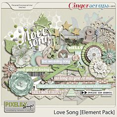 Love Song [Element Pack]