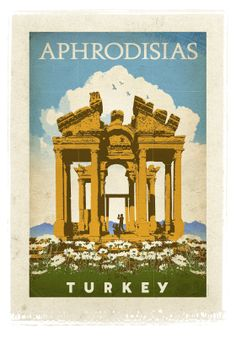 Aphrodisias / Turkey... will be here for two months this summer!
