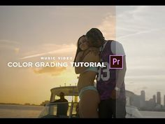 Music Video Color Grading Tutorial + FREE LUT (Adobe Premiere Pro CC)