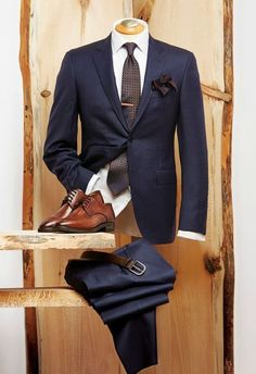 What every gentleman needs in his closet.