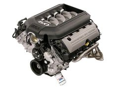 Ford Racing 5.0L Coyote Aluminator NA Crate Engine