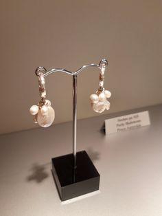 #kolczyki #srebro #perły #elegant #pearls #biżuteriaartystyczna #margotstudio