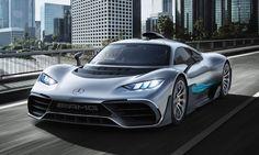 Mercedes-AMG-Project-ONE-Hypercar. WANNNNTTTTTTT!!!