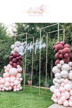 Birthday Balloon Decorations, Engagement Party Decorations, Bachelorette Party Decorations, Bridal Shower Centerpieces, Event Planning Business, Wedding Balloons, Party Props, Balloon Garland, Bridal Showers