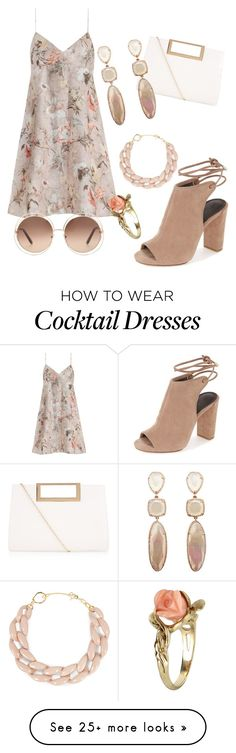 """Untitled #50"" by a-dohner on Polyvore featuring Zimmermann, New Look, Chloé, DIANA BROUSSARD and Vintage"