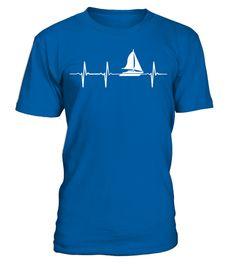 cb2ff40e59c Heartbeat Sailing T-Shirts