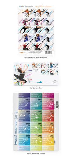TNT Post Stamps - Portfolio of Twan Minten #Stamps