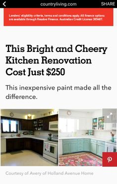 Kitchen Renovation Cost, Real Estate Broker, Beautiful Kitchens, Really Cool Stuff, Chicago, Homes, Heart, Houses, Home