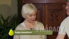 Vychytávky Ládi Hrušky   Primadoma.tv Einstein, Tv, Television Set, Television