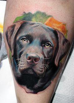 Dog Tattoo Designs
