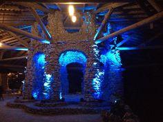 Jingu House Tower, Lighting, House, Lathe, Home, Towers, Haus, Lights, Lightning