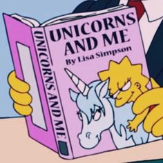 Libro Unicorns and me by Lisa Simpson